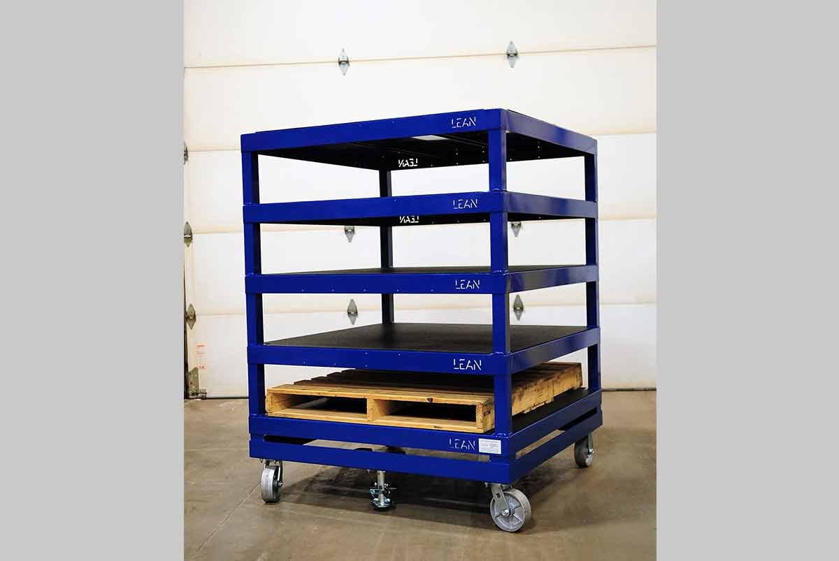 Multi-level Cart