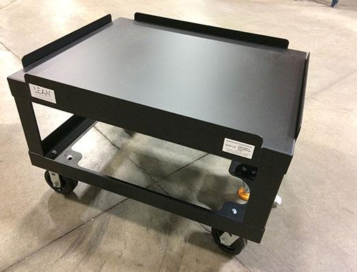 Large Steel Cart