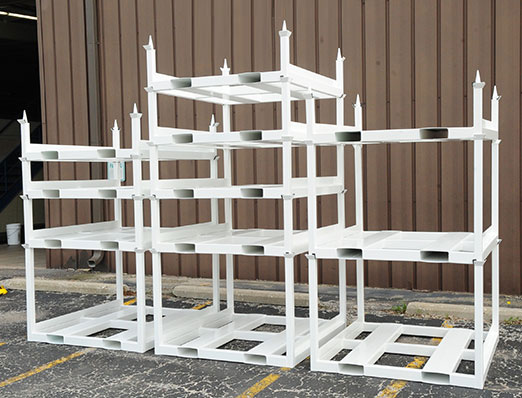 Vertical Pallet Rack