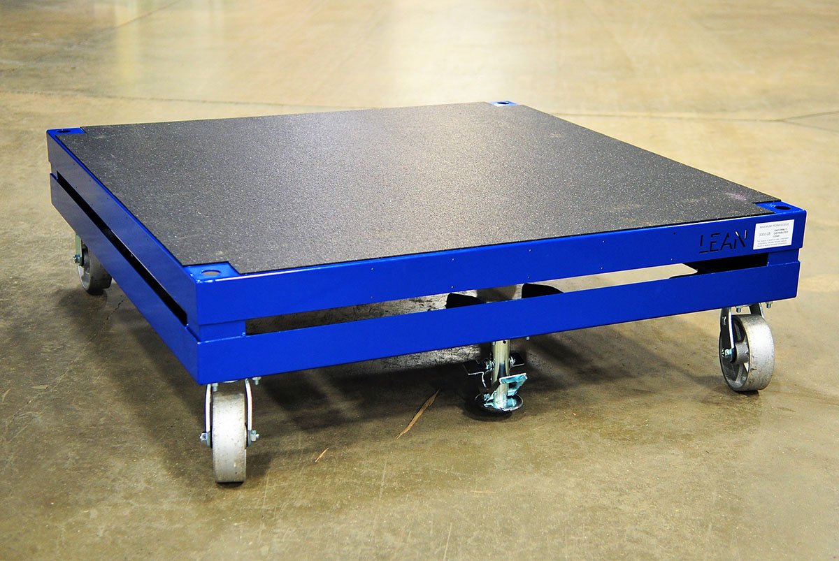 Rolling Steel Cart