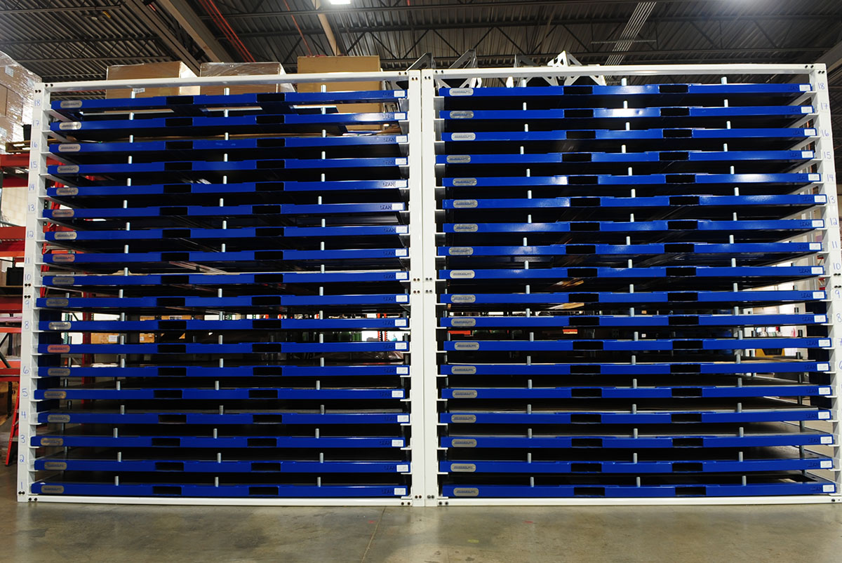 Sheet Stock Rack