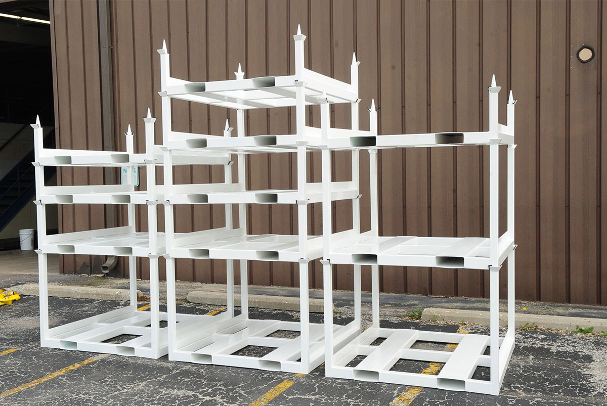 Vertical Pallet Rack