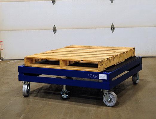 Modular Stacking Carts