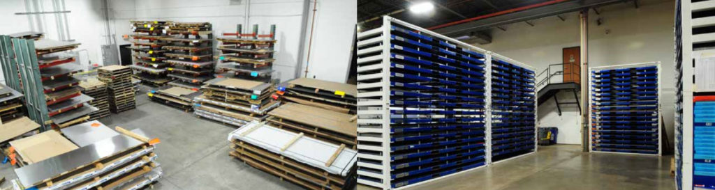 Need storage solutions for raw materials?