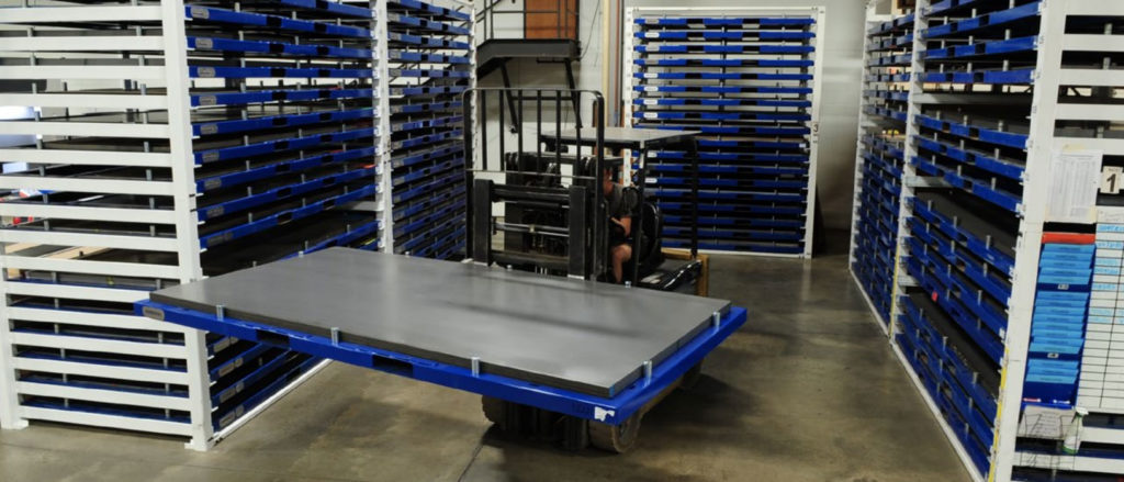 Metal Storage Rack System Solutions